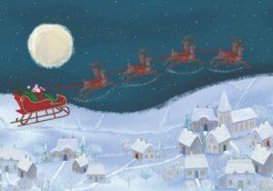 layt3000 a festive village